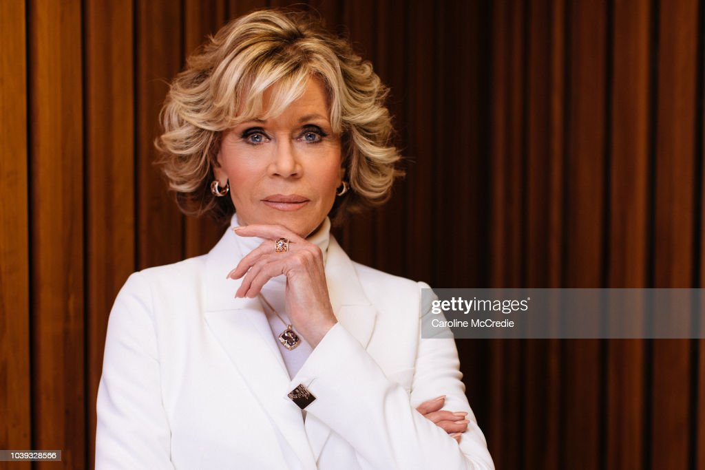 An Evening With Jane Fonda - Chopard : News Photo