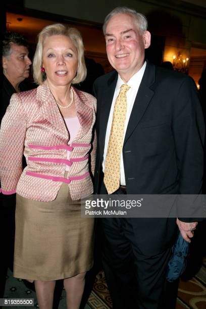 Jane Gaillard and Paul M Frank attend FOUNTAIN HOUSE Symposium and Luncheon at The Pierre on May 3 2010 in New York