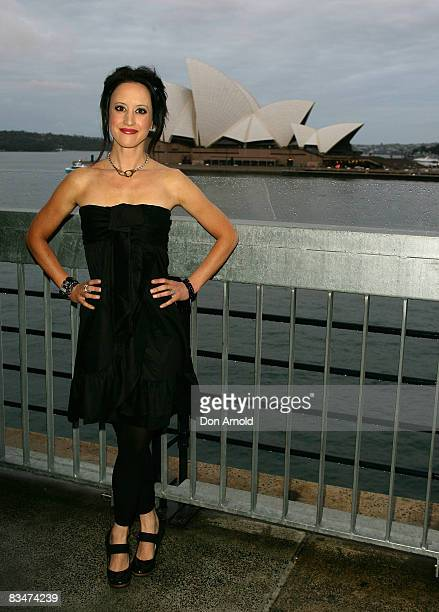 Jane Gazzo attends the 2009 MCN Upfront party celebrating upcoming programming available on FOXTEL via the Multi Channel Network at the Overseas...