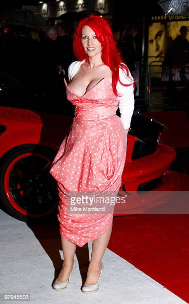 Jane Goldman attends the UK Film Premiere of Kick-Ass at the Empire Leicester Square on March 22, 2010 in London, England.