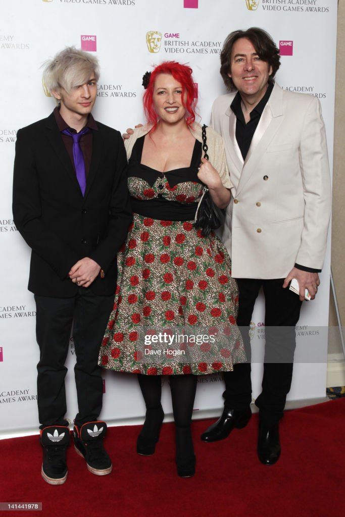 The 2012 Game British Academy Video Games Awards - Inside Arrivals