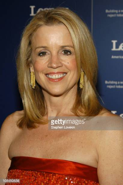 Jane Hanson during 2nd Annual American Legacy Foundation Honors Gala at Cipriani's in New York City New York United States