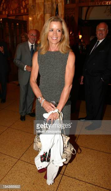 Jane Hanson during Friars Club Honors New York News Legends at Friars Club in New York City New York United States