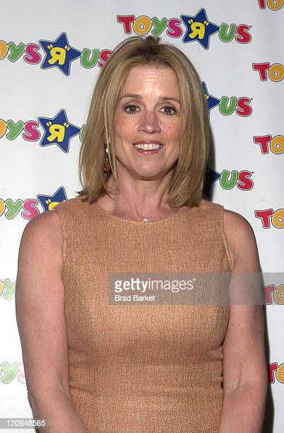 Jane Hanson during The 19th Annual Toys R Us Childrens Fund Annual Benefit Dinner at New York Marriot Marquis in New York City New York United States