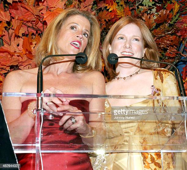 Jane Hanson of WNBC and Saranne Rothberg of Comedy Cures