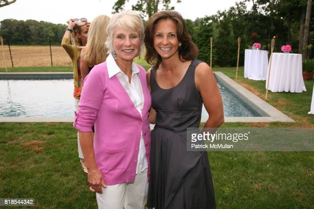 Jane Harman and attend GINA HARMAN and TORY BURCH celebrate the partnership of ACCION USA and the TORY BURCH FOUNDATION at Private Residence on...