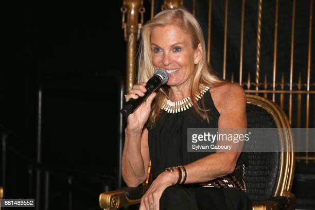 Jane Hartley attends French American Foundation Annual Gala 2017 at Gotham Hall on November 28 2017 in New York City