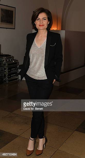 Jane Hill attends the Attitude Awards 2015 at Banqueting House on October 14 2015 in London England