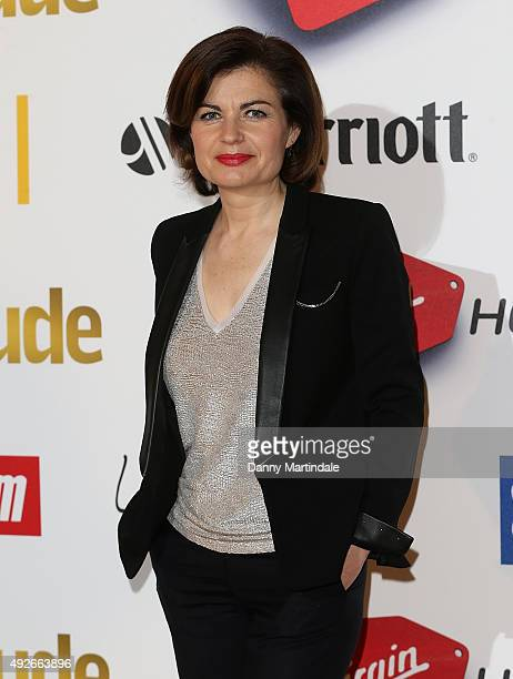 Jane Hill attends the Attitude Magazine Awards at Banqueting House on October 14 2015 in London England