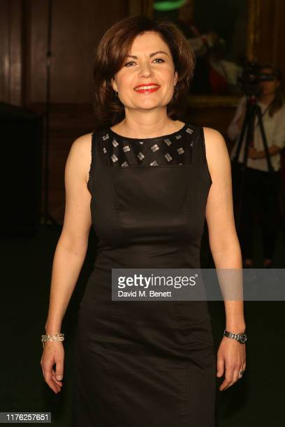 Jane Hill attends the PinkNews Awards 2019 at The Church House Westminster on October 16 2019 in London England