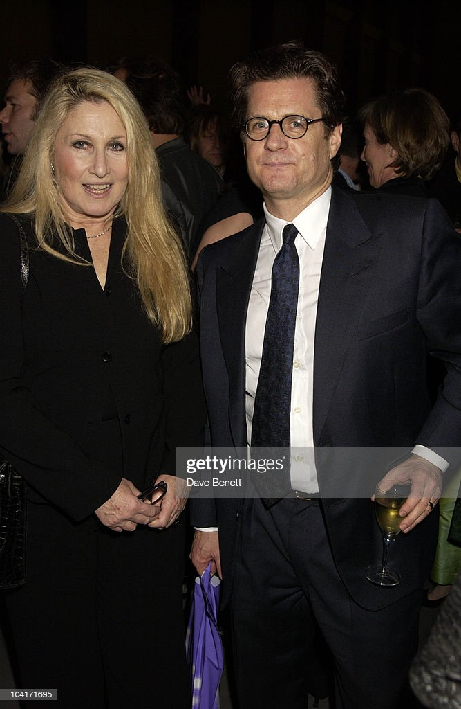 Jane Holzer With Vincent Freemont, The Andy Warhol Exhibition At The Tate Modern Art Gallery, London