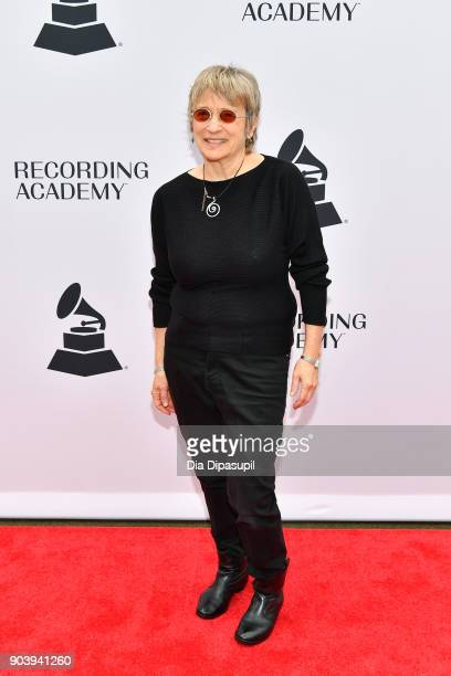 Jane Ira Bloom attends the 60th GRAMMY Nominee Luncheon on January 11 2018 in New York City