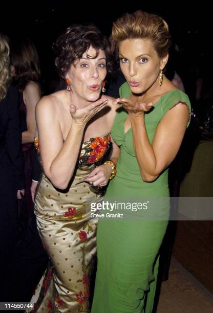 Jane Kaczmarek and Mariska Hargitay during The 56th Annual Primetime Emmy Awards Governors Ball at The Shrine Auditorium in Los Angeles California...