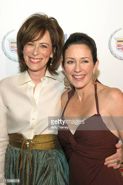 Jane Kaczmarek and Patricia Heaton during Cure Autism Now's 10th Anniversary CAN DO Gala Cure Autism Now's 10th Anniversary CAN DO Gala Presented by...