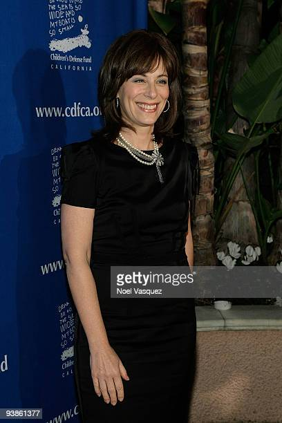 Jane Kaczmarek attends the Children's Defense Fund 19th Annual Los Angeles Beat the Odds Awards Dinner at the Beverly Hills Hotel on December 3 2009...
