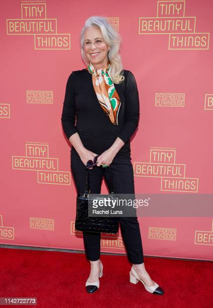 Jane Kaczmarek attends the opening night performance of Tiny Beautiful Things at Pasadena Playhouse on April 14 2019 in Pasadena California
