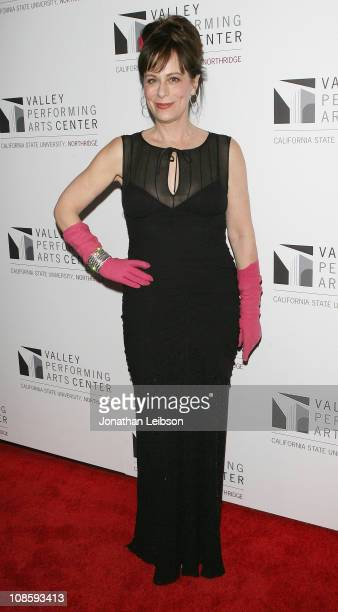 Jane Kaczmarek attends the Valley Performing Arts Center Grand Opening Gala at Valley Performing Arts Center on January 29 2011 in Northridge...