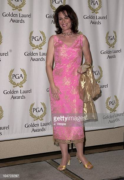 Jane Kaczmarek during 12th Golden Laurel Awards at Century Plaza Hotel in Century City California United States