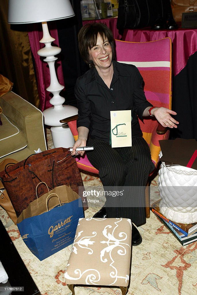 Jane Kaczmarek during 2004 Screen Actors Guild Awards - Backstage Creations Day One at The Shrine Auditorium in Los Angeles, California, United States.