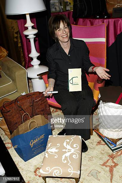 Jane Kaczmarek during 2004 Screen Actors Guild Awards Backstage Creations Day One at The Shrine Auditorium in Los Angeles California United States