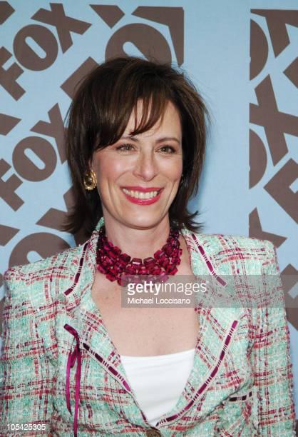 Jane Kaczmarek during 2005/2006 FOX Prime Time UpFront Arrivals in New York City New York United States