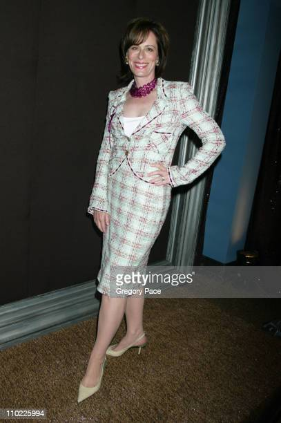 Jane Kaczmarek during 2005/2006 FOX Prime Time UpFront Inside Green Room and Party at Seppi's Restaurant and Central Park Boathouse in New York City...