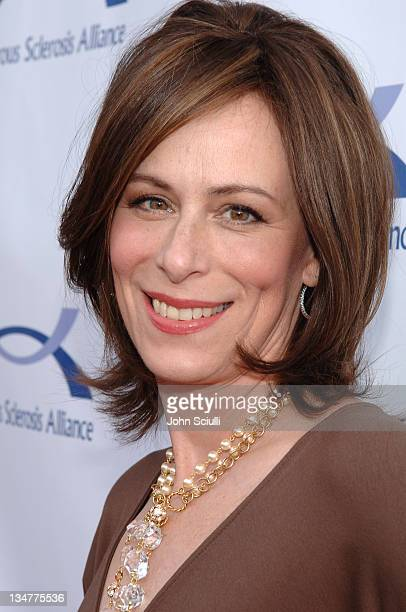 Jane Kaczmarek during 2006 Comedy for a Cure Benefiting the Tuberous Sclerosis Alliance Red Carpet at Music Box in Hollywood California United States