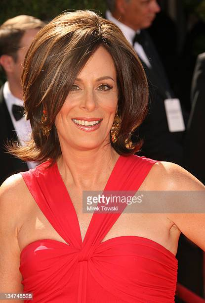 Jane Kaczmarek during 58th Annual Primetime Emmy Awards Arrivals at Shrine Auditorium in Los Angeles California United States