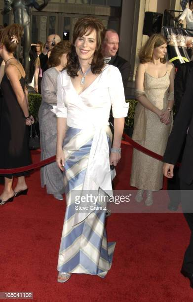 Jane Kaczmarek during 9th Annual Screen Actors Guild Awards Arrivals at Shrine Exposition Center in Los Angeles California United States