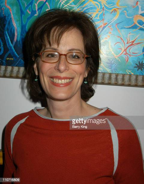 Jane Kaczmarek during CD Launch Party For 'A World Of Happiness' at Storyopolis in Los Angeles California United States