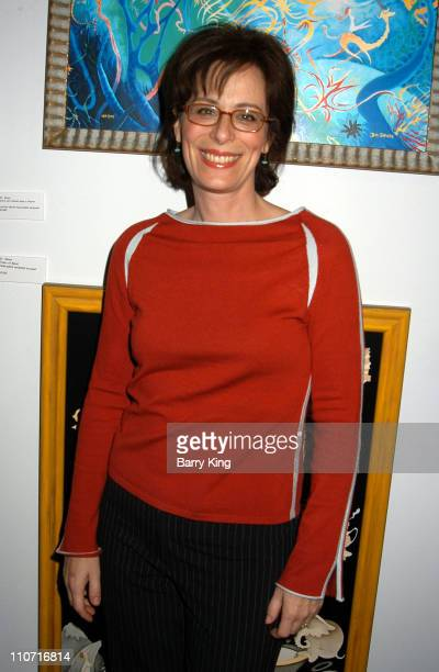 Jane Kaczmarek during CD Launch Party For A World Of Happiness at Storyopolis in Los Angeles California United States