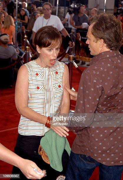 Jane Kaczmarek during Seabiscuit Los Angeles Premiere at Mann's Bruin in Los Angeles California United States