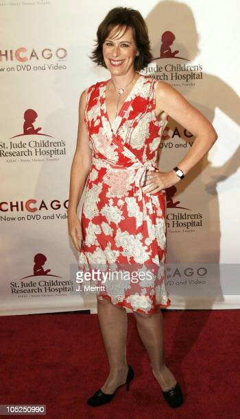 Jane Kaczmarek during St Jude 'Runway for Life' at Beverly Hilton in Beverly Hills California United States