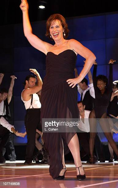 Jane Kaczmarek during St Jude Runway For Life at Beverly Hilton in Los Angeles California United States