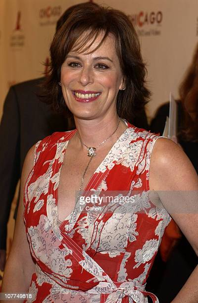 Jane Kaczmarek during St Jude Runway For Life Red Carpet at Beverly Hilton Hotel in Beverly Hills California United States