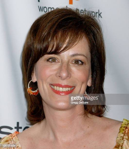 Jane Kaczmarek during Step Up Women's Network Inspiration Awards Luncheon Arrivals Awards at Beverly Hilton Hotel in Beverly Hills California United...
