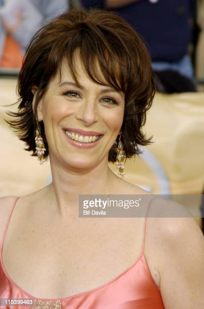 Jane Kaczmarek during The 10th Annual Screen Actors Guild Awards Arrivals at The Shrine Auditorium in Los Angeles California United States