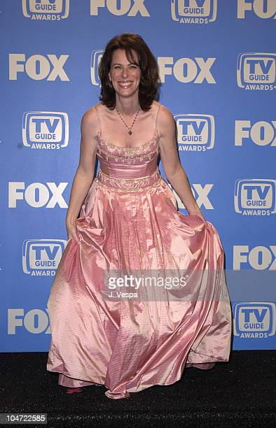 Jane Kaczmarek during The 3rd Annual TV Guide Awards Press Room at Shrine Auditorium in Los Angeles California United States