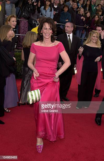 Jane Kaczmarek during The 7th Annual Screen Actors Guild Awards at Shrine Auditorium in Los Angeles California United States