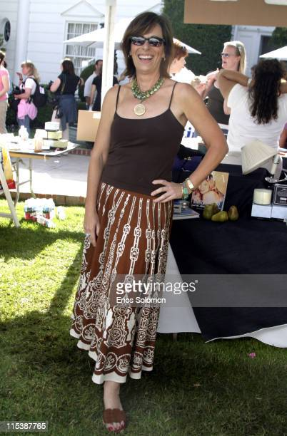 Jane Kaczmarek during W Hollywood Yard Sale Presented by W Magazine and Guess to Benefit Clothes Off Our Back in Brentwood California United States