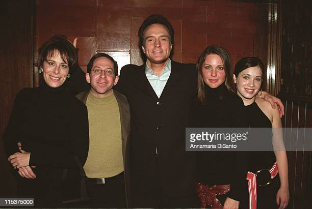 Jane Kaczmarek West Wing's Jason Kravitz and Bradley Whitford The Practice's Kelli Williams and Marla Sokoloff attend Americans For Gun Safety Event...