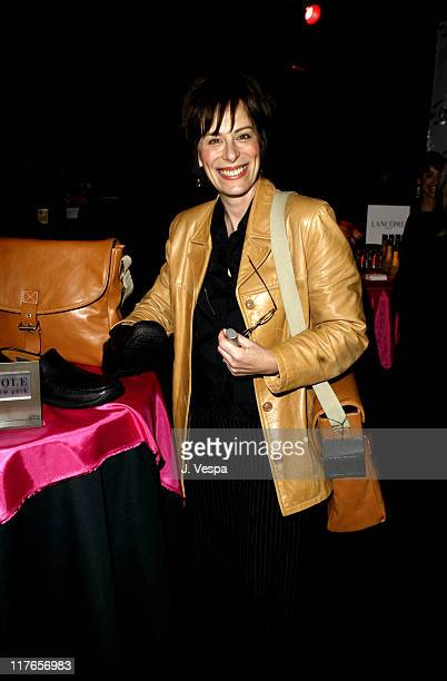 Jane Kaczmarek with Kenneth Cole New York during 2004 Screen Actors Guild Awards Backstage Creations Day One at The Shrine Auditorium in Los Angeles...