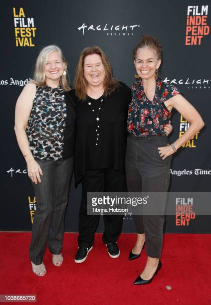 Daniel Mayfield attends the screening of 'Bethany Hamilton Unstoppable' during the 2018 LA Film Festival at ArcLight Culver City on September 23 2018...