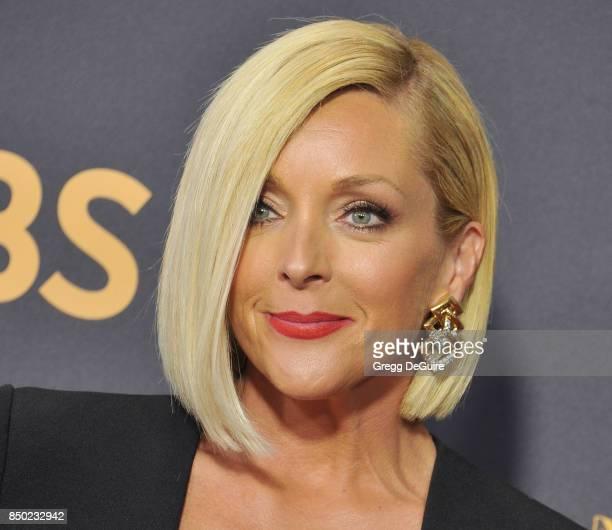 Jane Krakowski arrives at the 69th Annual Primetime Emmy Awards at Microsoft Theater on September 17 2017 in Los Angeles California