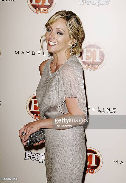 Jane Krakowski arrives at Vibiana for the 13th Annual Entertainment Tonight and People magazine Emmys After Party on September 20, 2009 in Los...