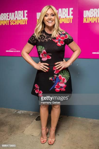 Jane Krakowski attends Netflix's 'Unbreakable Kimmy Schmidt' FYC @ UCB Sunset Theater on June 15 2017 in Los Angeles California