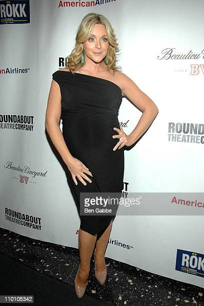 Jane Krakowski attends Roundabout Theater Company's 2011 Spring Gala at Roseland Ballroom on March 14 2011 in New York City