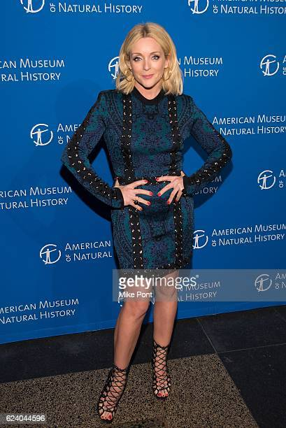 Jane Krakowski attends the 2016 American Museum Of Natural History Museum Gala at American Museum of Natural History on November 17 2016 in New York...