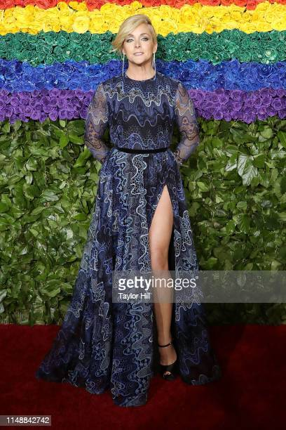 Jane Krakowski attends the 2019 Tony Awards at Radio City Music Hall on June 9, 2019 in New York City.