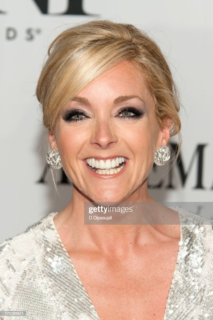 Jane Krakowski attends the 67th Annual Tony Awards at Radio City Music Hall on June 9, 2013 in New York City.